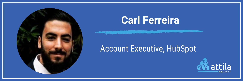 Carl Ferreira HubSpot