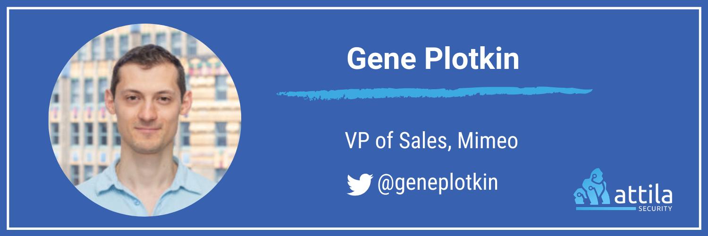 Gene Plotkin