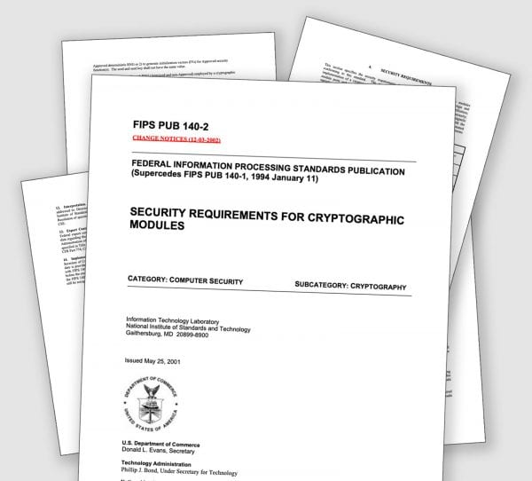 Encryption for U.S. Government Agencies and Contractors