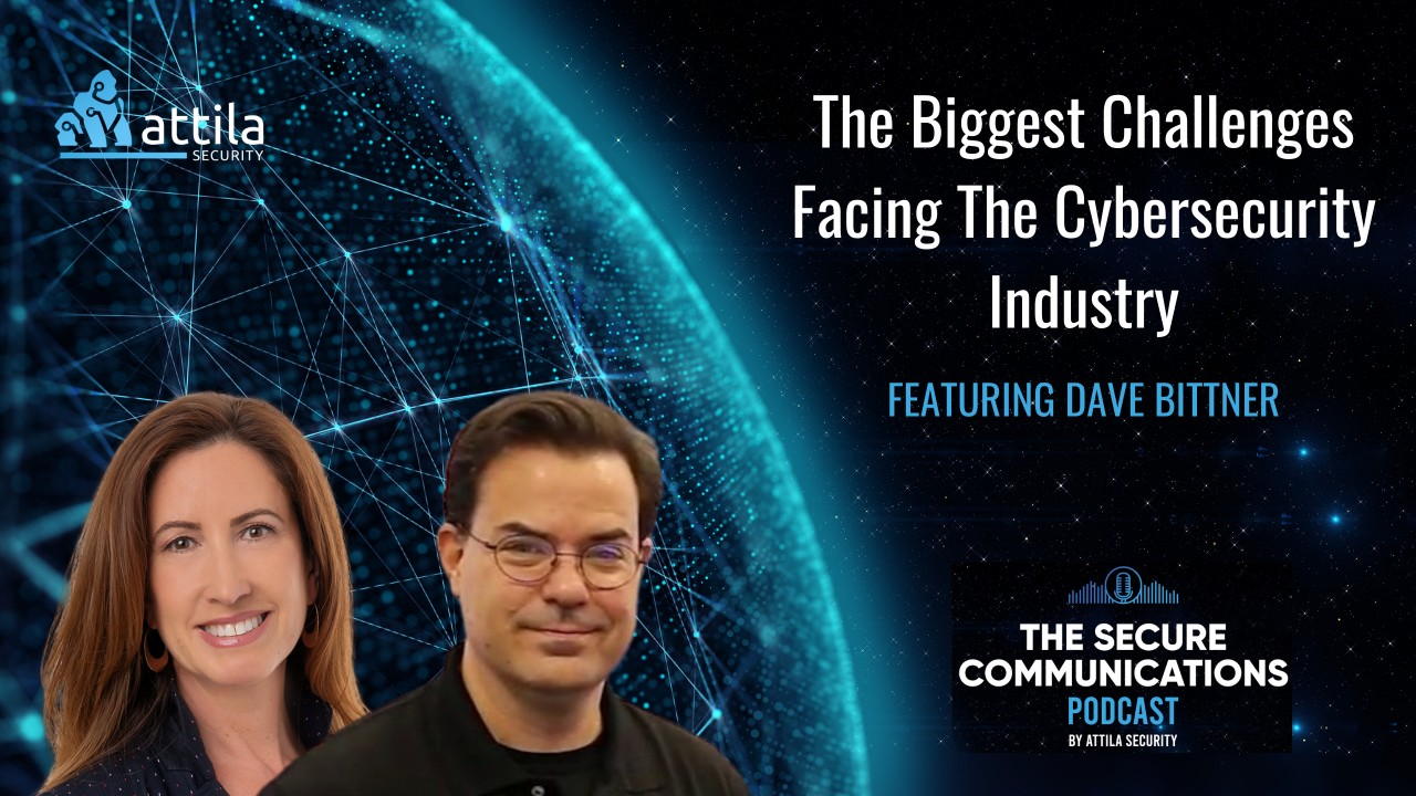 Dave Bittner: The Biggest Challenges the Cybersecurity Industry Needs to Address featured image