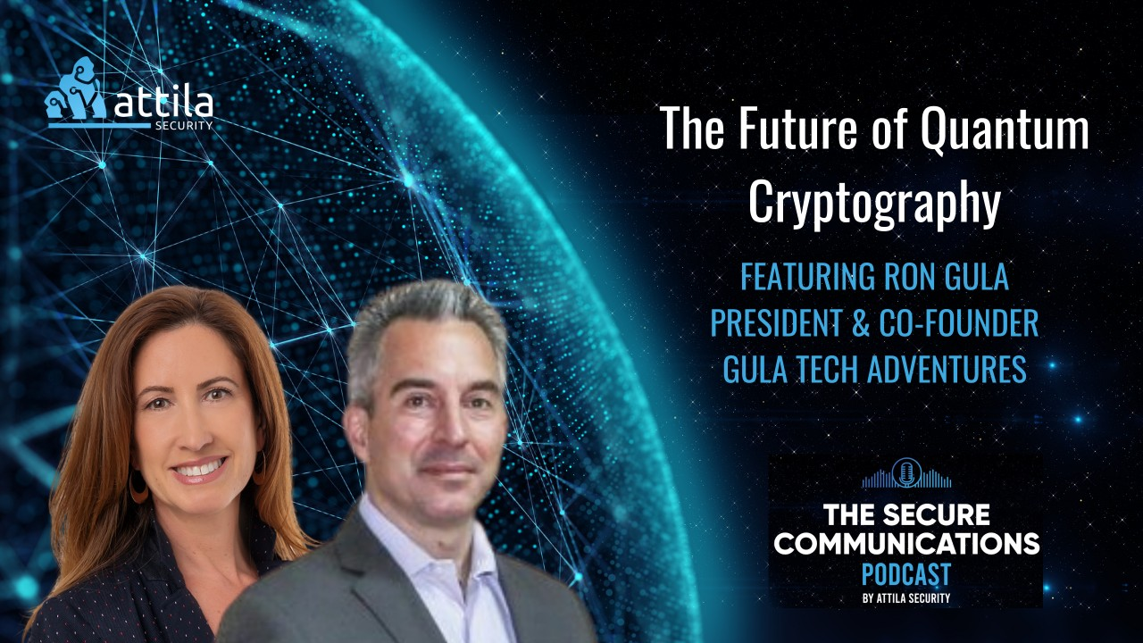 Ron Gula: The Future of Quantum Cryptography featured image