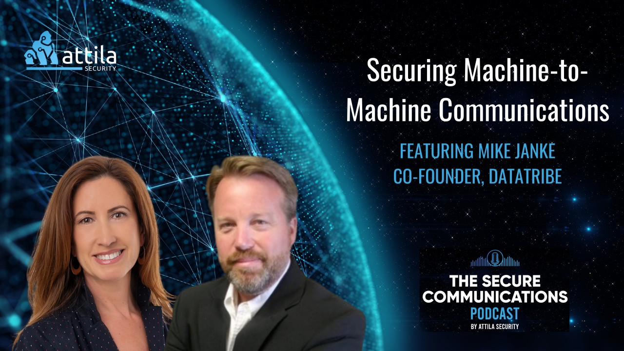 Mike Janke: Securing Machine to Machine Communications featured image