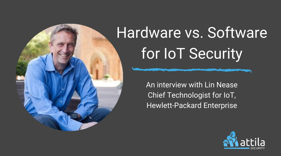 Hardware vs. Software for IoT Security featured image