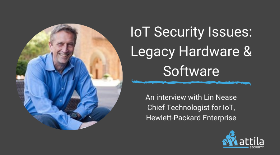 IoT Security Issues: Legacy Hardware and Software featured image